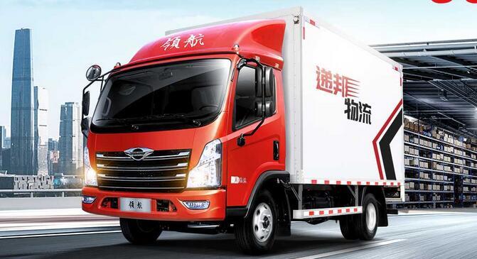 时代汽车旗下轻卡品牌领航轻卡将要推出156马力新车