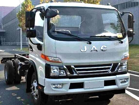 江淮骏铃国六版上榜第331批《道路机动车辆生产企业及产品公告》