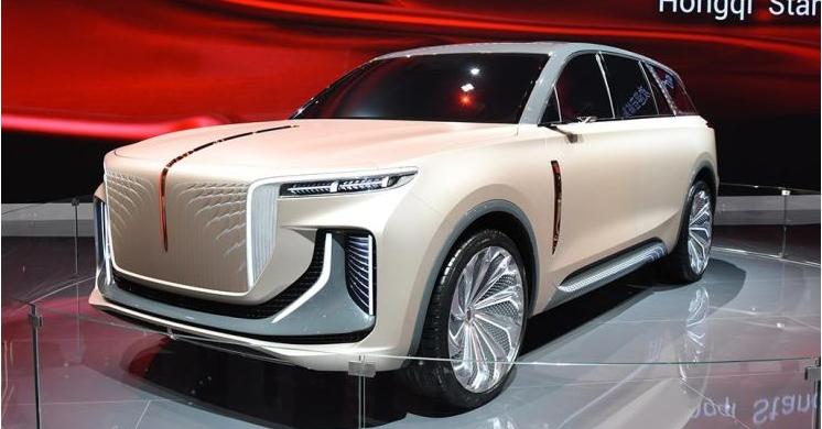 红旗大型纯电动SUV-红旗E115将2020年内量产 续航超600KM