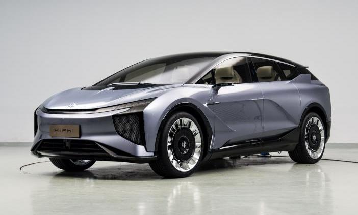 华人运通首款电动车高合HiPhi 1将2020年底试产 2021年上市